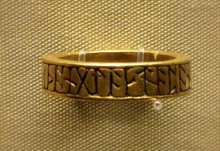 Kingmoor runic ring
